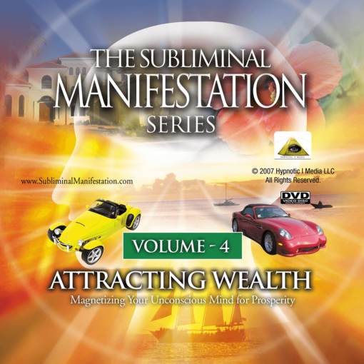 Subliminal Manifestation Attracting Wealth
